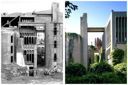 Ricardo Boffill Cement Factory Reuse 01